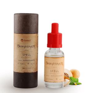 Líquidos importados - Joyetech - Sorcerer Spell, melon & vanilla