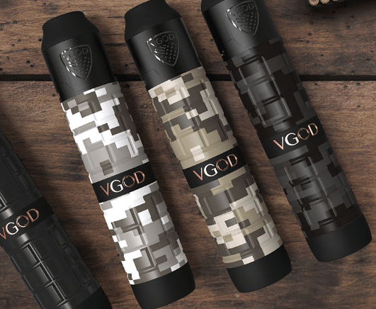 Hardware - VGOD - Pro Mech 2 mod Kit with ELITE RDA