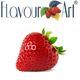 Essência FLAVOR ART - Strawberry Juicy