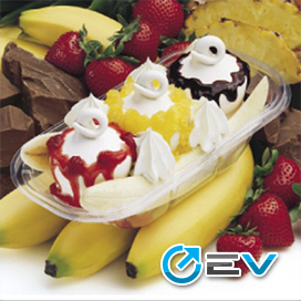 Essência Flavor West - Banana Split