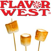 Essência Flavor West - Marshmallow