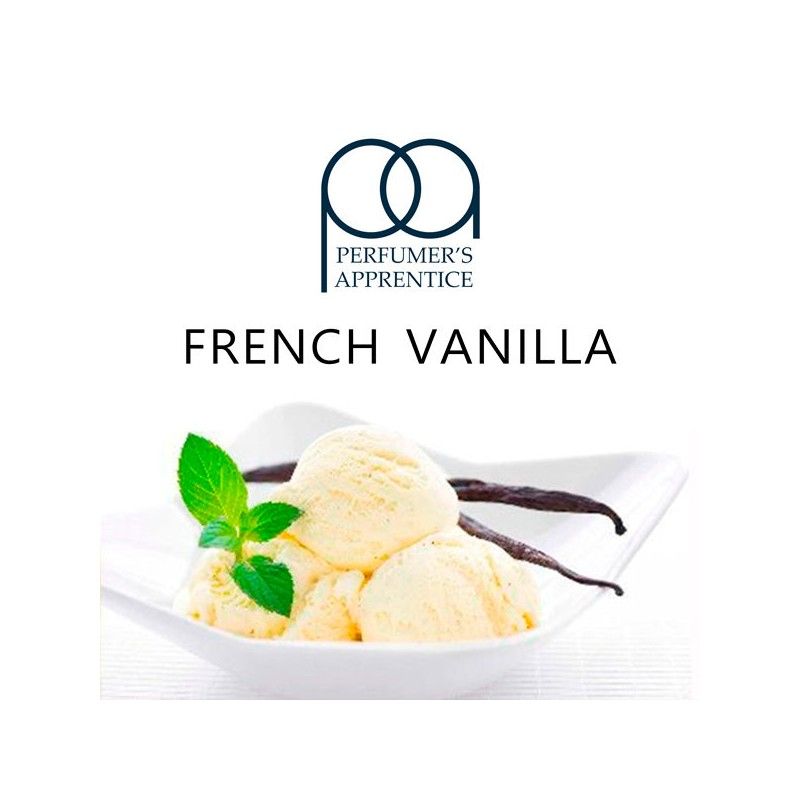 Essência TPA - French Vanilla